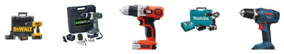 Best general use cordless power drills